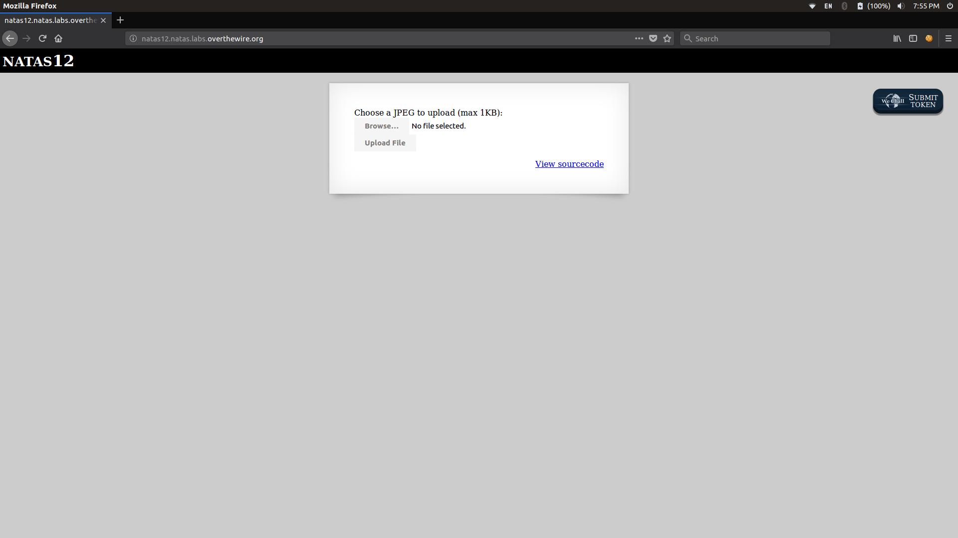 File upload vulnerability - bi0s wiki
